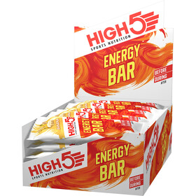 High5 Energy Bar Box 25x55g, Banana